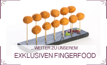 Exklusives Fingerfood