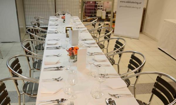 Catering Wien Set Up