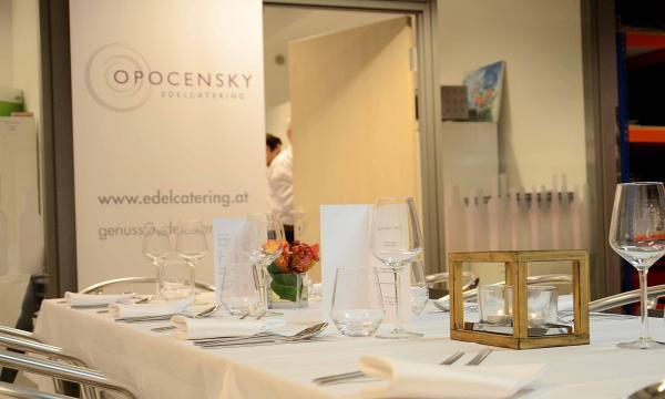 Catering Wien Dinner Event