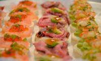 Canapees Catering Wien
